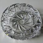 Kryształowa popielniczka - Zawiercie Classic Crystal, (2) - Szkło