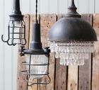 Lampa Industrialna Factory A, (2) - Oświetlenie