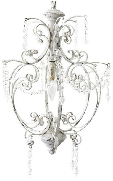 Żyrandol z Kryształkami Vintage Chic C, (1) - Oświetlenie