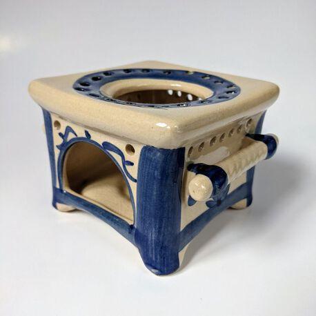 Kominek/podgrzewacz ceramiczny, (1) - Ceramika