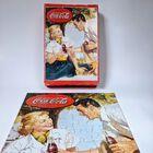 Vintage puzzle Coca-Cola z retro obrazkiem, (4) - Boże Narodzenie