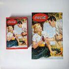 Vintage puzzle Coca-Cola z retro obrazkiem, (2) - Boże Narodzenie