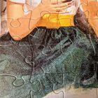 Vintage puzzle Coca-Cola z retro obrazkiem, (7) - Boże Narodzenie
