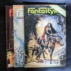 Miesięcznik Fantastyka - 3 numery (87-90 XX w.), (1) - Książki