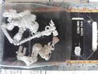 Warhammer 40K Space Wolves Iron Priest Metal NIB OOP, (4) - Gry