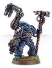 Warhammer 40K Space Wolves Iron Priest Metal NIB OOP, (1) - Gry