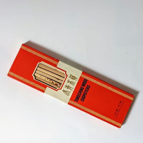 Oryginalne chińskie pałeczki vintage, (1) - Inne