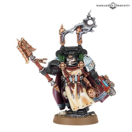 Interrogator-Chaplain Seraphicus limited edition 2012 OOP, (1) - Gry