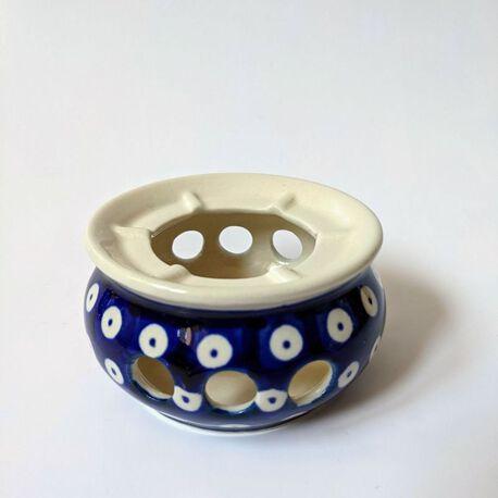 Podgrzewacz pod kubek Bolesławiec, (1) - Ceramika