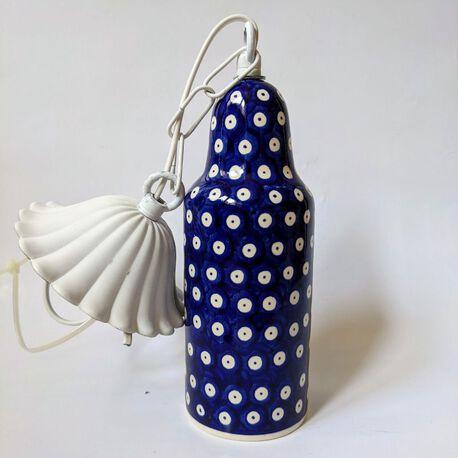 Lampa wisząca Bolesławiec, (1) - Ceramika