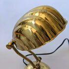 Lampa stołowa z kloszem w kształcie muszli à la Titanic, (9) - Oświetlenie