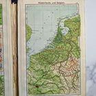Niemiecki Atlas szkolny - Diercke Schul-Atlas, 1928 r. , (6) - Książki