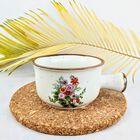 Kubek do zupy firmy BOLTZE BAZAR lata 70 XX , (2) - Ceramika