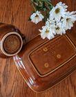Vintage DECO HELSINGBORG Ceramiczny zestaw, Szwecja, lata 60, (4) - Ceramika