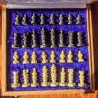 Komplet szachowy ręcznie wykonany z kamienia, (3) - Inne
