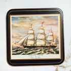 PIMPERNEL Clipper Ships England Zestaw 6 podstawek, (5) - Inne