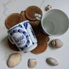 HUTSCHENREUTHER PHARISÄER dwie filiżanki, (4) - Ceramika
