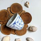 Filiżanka z NRD Blau Saks, (2) - Ceramika