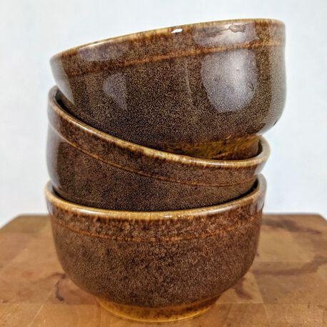 3 miseczki ceramiczne Mirostowice, (1) - Ceramika