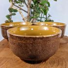 3 miseczki ceramiczne Mirostowice, (2) - Ceramika