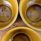 3 miseczki ceramiczne Mirostowice, (3) - Ceramika