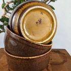 3 miseczki ceramiczne Mirostowice, (4) - Ceramika