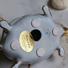 Figurka żółwia z kryształami Swarovskiego - Capodimonte - Made In Italy, (14) - Ceramika