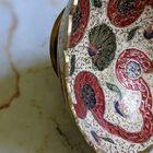 Ręcznie robiona patera z mosiądzu Indie II poł. XX w., (8) - Inne