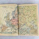 Niemiecki Atlas kieszonkowy z 1940 r. , (3) - Książki